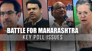 Maharashtra Assembly polls 2019: Key issues that will determine results