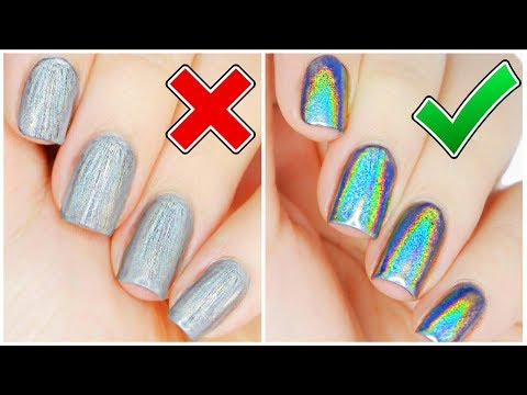 5 Things You're Doing Wrong With Holo Powder