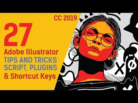 27 Essential Adobe Illustrator Tips, Tricks, Plugins And Scripts CC2019