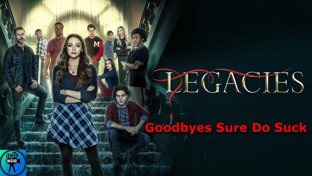 Download Legacies Season 3 Episode 2 Review: Goodbyes Sure Do Suck