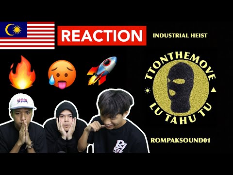 T.T - LU TAHU TU (IZZ4D, TUL4NG, IZHAR, KLOUD$ & QUAI) (LYRIC VIDEO) - MALAYSIAN REACTION