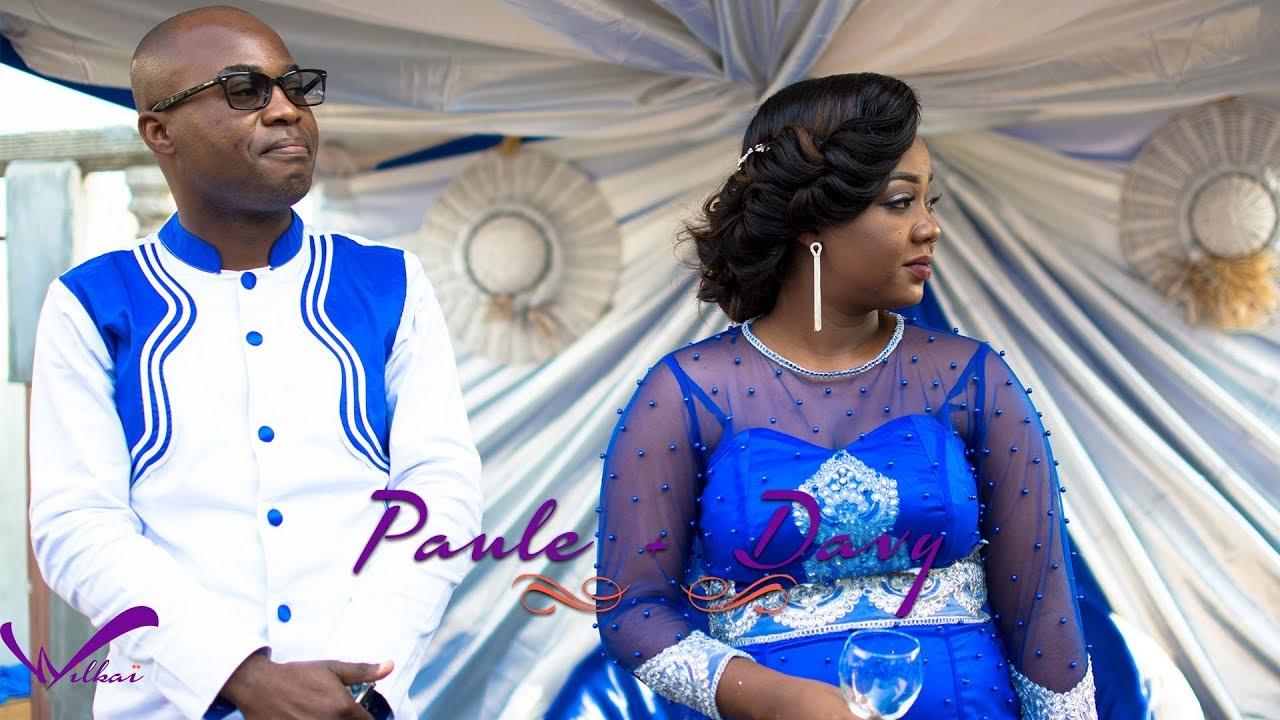r u00e9sum u00e9 du mariage coutumier congolais de paule davy  u00e0