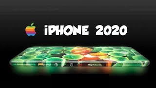 The Future of iPhone - Apple iPhone 2020