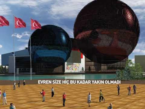 Erzurum Bilim Müze Doğa ve Eğitim Park Projesi