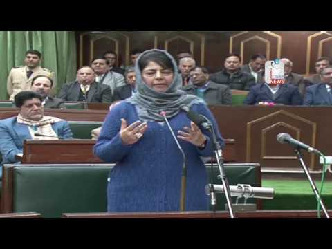 Pakistan, separatists thwarted peace process: Mehbooba Mufti