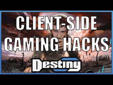 Client-side gaming hacks