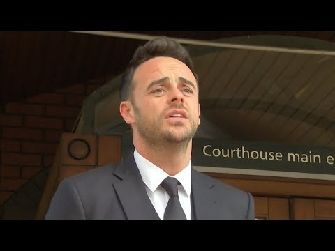 ant mcpartlin fined pound 86 000 and banned for drink driving itv news