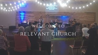 3/22/2020 You're Quarantined...now what? Relevant Church Message 03-22-2020