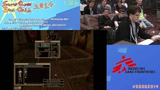 Summer Games Done Quick 2014 - Part 126 - Morrowind