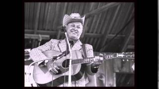 Jimmy Martin - My Little Woman (Love the Devil Out of Me)