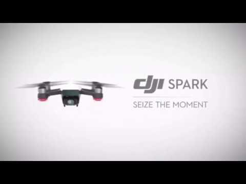 DJI startup sound intro video