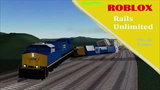 Roblox Rails Trenes Ilimitados
