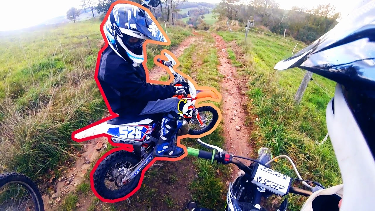 motocross quad enduro avis