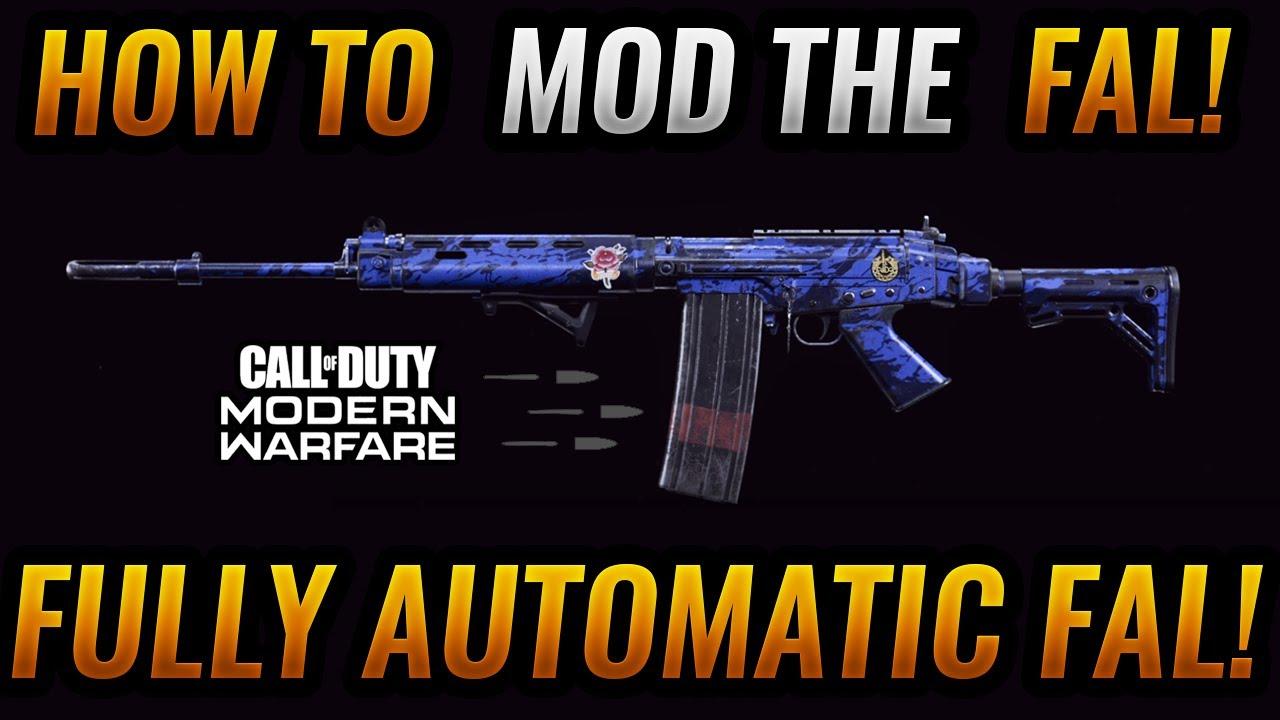 Cod Mw Fal Attachments