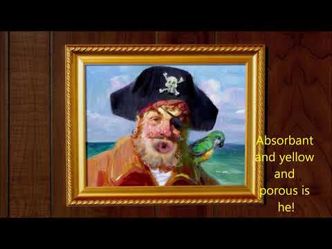 Spongebob Squarepants theme song lyrics