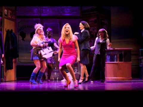legally blonde london cast
