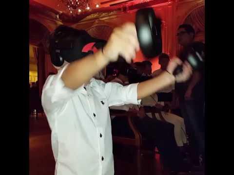 SIX Gaming Delivery. Realidad virtual.
