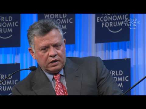 Davos 2013 - Special Address by H.M. King Abdullah II Ibn Al Hussein