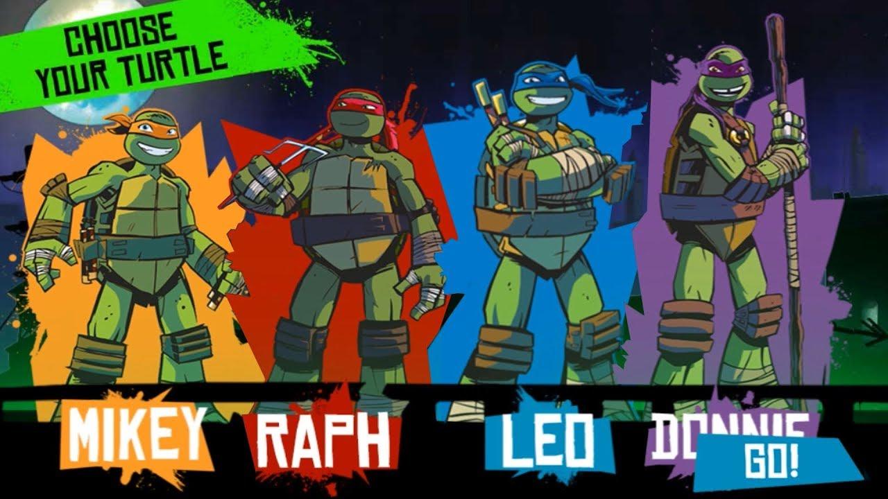Teenage Mutant Ninja Turtles: Shadow Heroes 10st Don