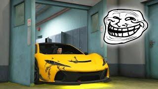 CARRERA TROLL! INCREIBLE FINAL!!! - CARRERA GTA V ONLINE - GTA 5 ONLINE
