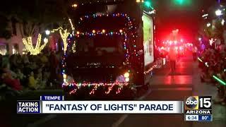 Fantasy of Lights Parade kicks off in the Valley