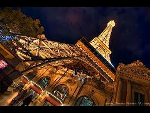 Eiffel Tower Restaurant Las Vegas Review Interview YouTube