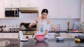 Lilit's Kitchen / Հապալասով խմորեղեն / Blueberry easy cake