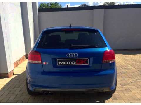 2007 audi s3 quattro auto for sale on auto trader south africa youtube. Black Bedroom Furniture Sets. Home Design Ideas