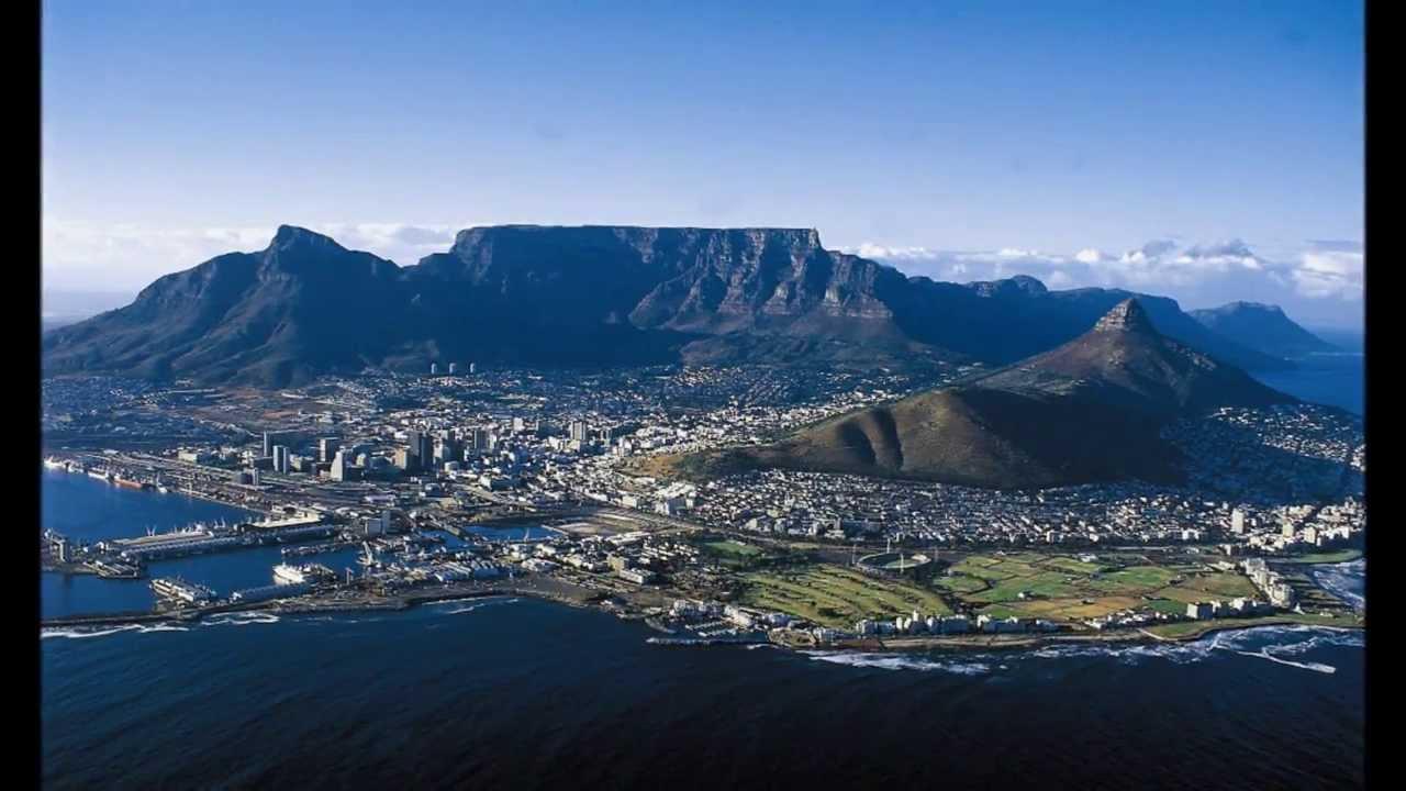 Sudafrica  Paesaggi animali e citt  YouTube