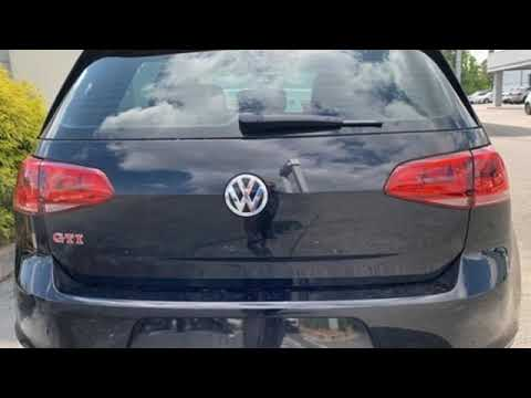 Used 2017 Volkswagen Golf GTI Atlanta, GA #VB19016A - SOLD