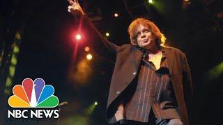 Singer Eddie Money Dies After Recent Esophageal Cancer Diagnosis | NBC News