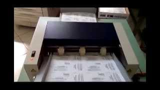 Prograf Crease Master - Cordonatrice e Perforatrice Automatica