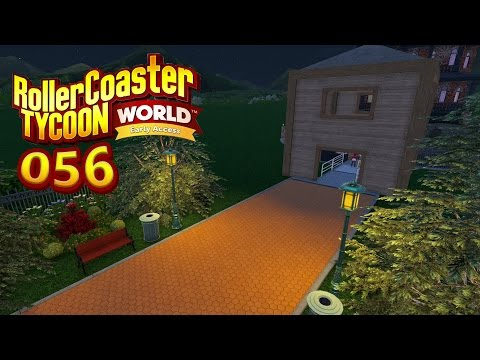 Ameisengroße Fortschritte | Let's Play Rollercoaster Tycoon World #056 | PC HD 60FPS |