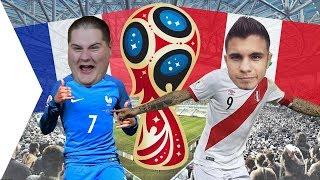 FRANCIAORSZÁG - PERU | Világbajnokság 2018