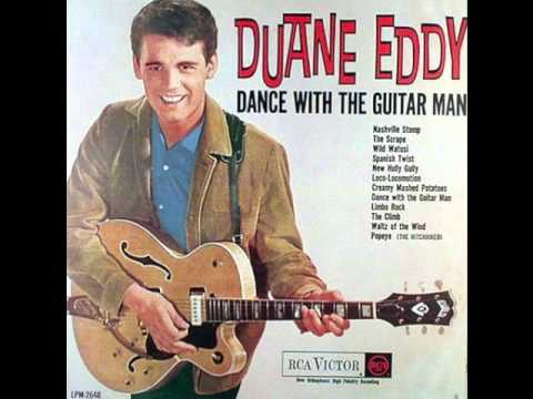 DUANE EDDY-(Dance With The) Guitar Man