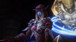 Lullaby of Woe Cover by Cat - World of Warcraft Sylvanas and Greymane thumbnail