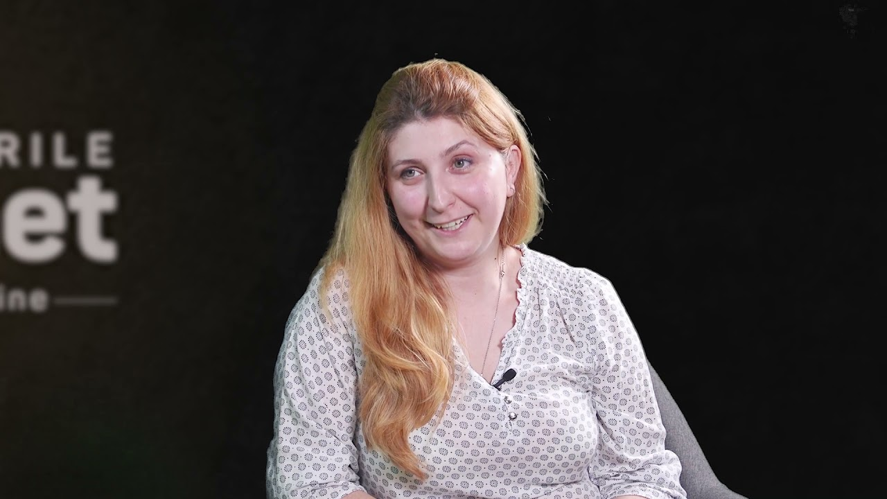 Interviurile Brasov.net – De vorbă despre tine-Episodul 10 - Invitată: Andreea Borbil, specialist HR