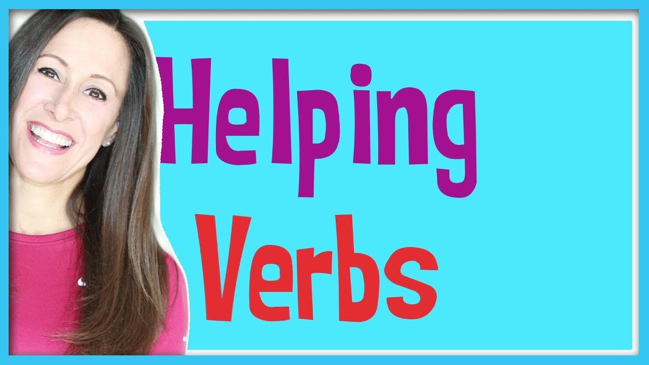 Helping Verb Activities [ 720 x 1280 Pixel ]