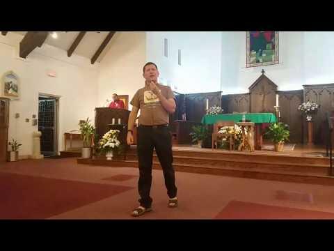 Padre Luis Toro Tema Para Matrimonios en Maryland