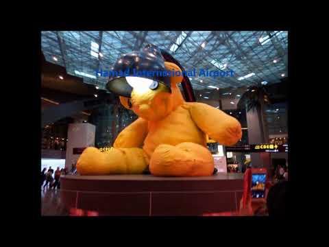 Qatar Doha City Tour/ Visas/Hamad International Airport