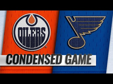 12/05/18 Condensed Game: Oilers @ Blues