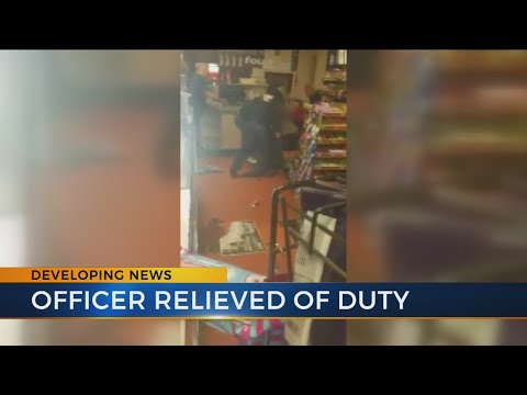 Columbus Police Officer Relieved Of Duty