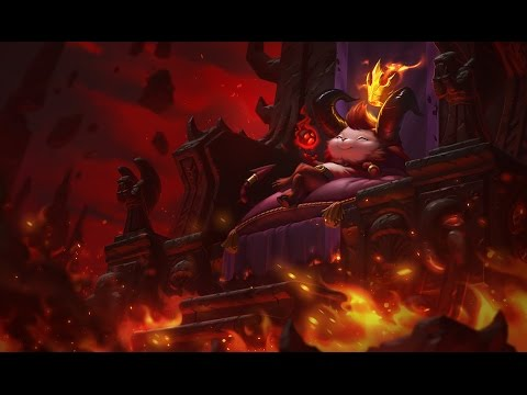 League of Legends - Little Devil Teemo vs Maokai on Top (v7.10)