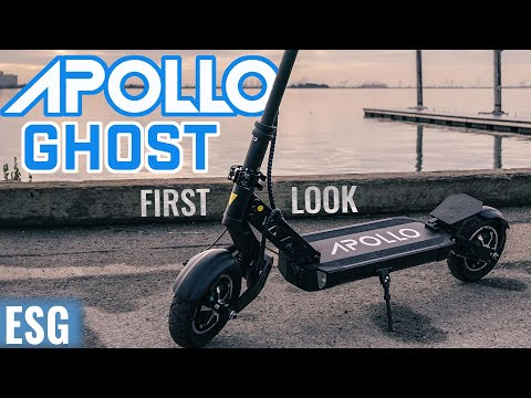 What Is It Like to Ride the 👻APOLLO GHOST👻? 5 Different People Test the Scooter