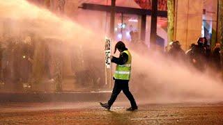Gelbwesten-Proteste in Frankreich: 200 Festnahmen