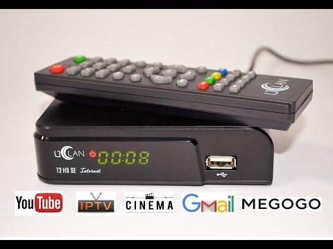 Сенсация 2018 г.! uClan T2 HD SE Internet - Т2 Тюнер с супер возможностями! Обязательно к просмотру!