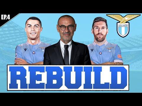 🤑 REBUILDING CON LA LAZIO DI SARRI! CAMBIA TUTTA LA SQUADRA!! FIFA 21 CARRIERA ALLENATORE LAZIO #4