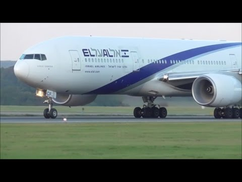Busy Evening At London Luton Airport, LTN | 26/10/16