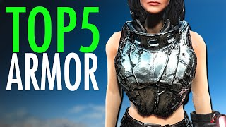 Fallout 4 Best Rare and Unique Armors