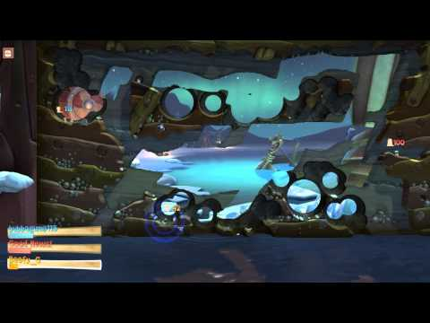 Worms with Friends Game 2 - 2 / 2  